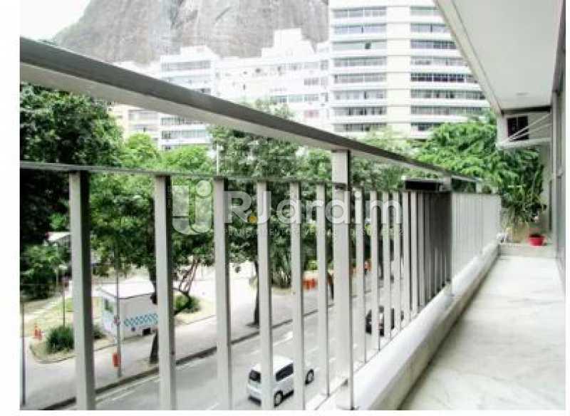 Varanda - Apartamento À Venda - Copacabana - Rio de Janeiro - RJ - LAAP31992 - 9