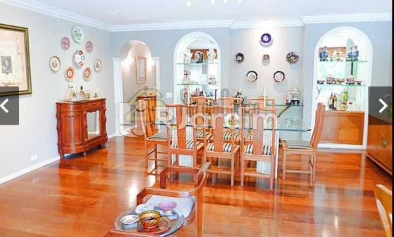 Sala de Jantar - Apartamento À Venda - Copacabana - Rio de Janeiro - RJ - LAAP31992 - 3