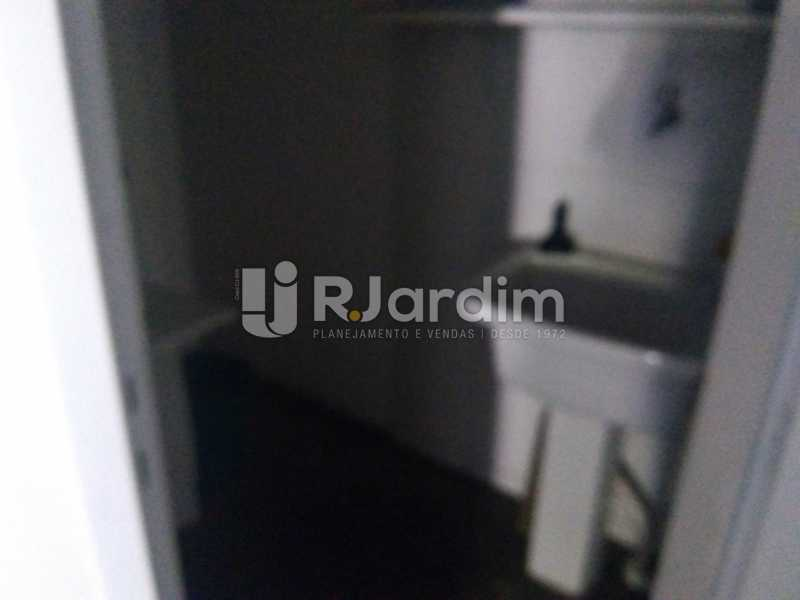 BANHEIRO 1°andar - Loja 53m² para alugar Leblon, Zona Sul,Rio de Janeiro - R$ 5.500 - LALJ00130 - 4