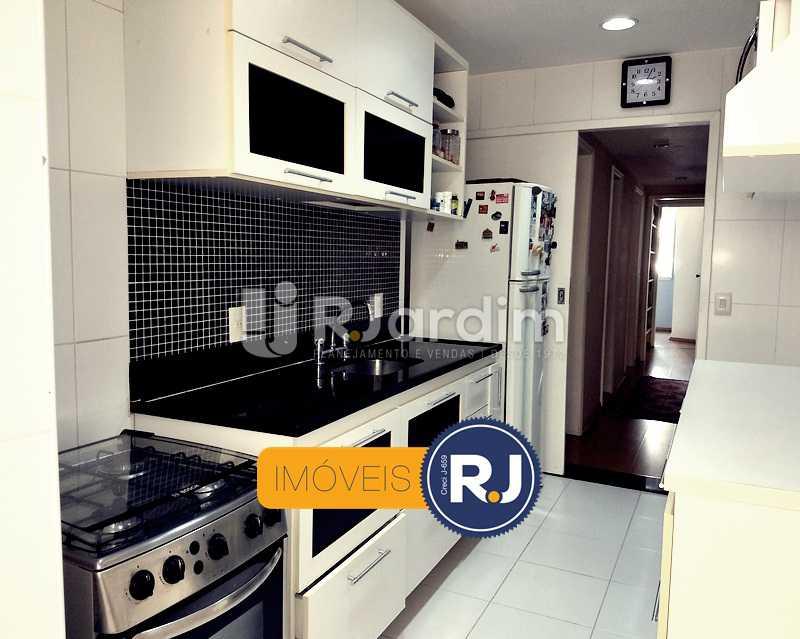 Cozinha - Apartamento À Venda - Flamengo - Rio de Janeiro - RJ - LAAP31998 - 23