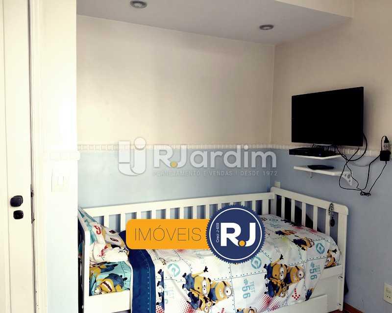 Quarto - Apartamento À Venda - Flamengo - Rio de Janeiro - RJ - LAAP31998 - 10