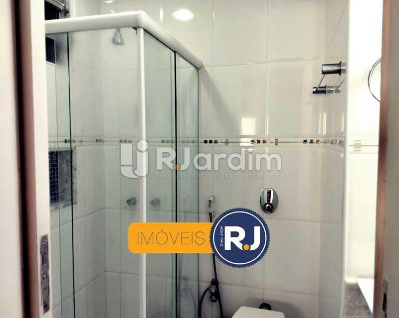 Banheiro Social - Apartamento À Venda - Flamengo - Rio de Janeiro - RJ - LAAP31998 - 15