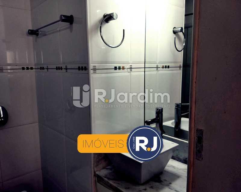 Banheiro Social - Apartamento À Venda - Flamengo - Rio de Janeiro - RJ - LAAP31998 - 17