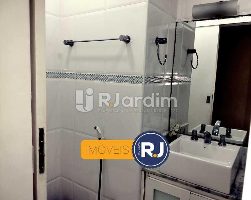 Banheiro Suíte - Apartamento À Venda - Flamengo - Rio de Janeiro - RJ - LAAP31998 - 18
