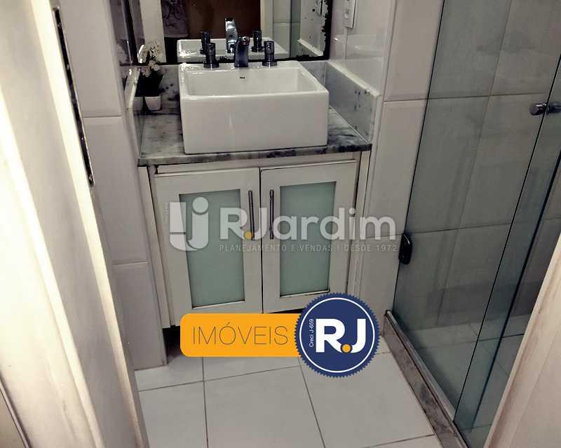 Banheiro Suite - Apartamento À Venda - Flamengo - Rio de Janeiro - RJ - LAAP31998 - 20