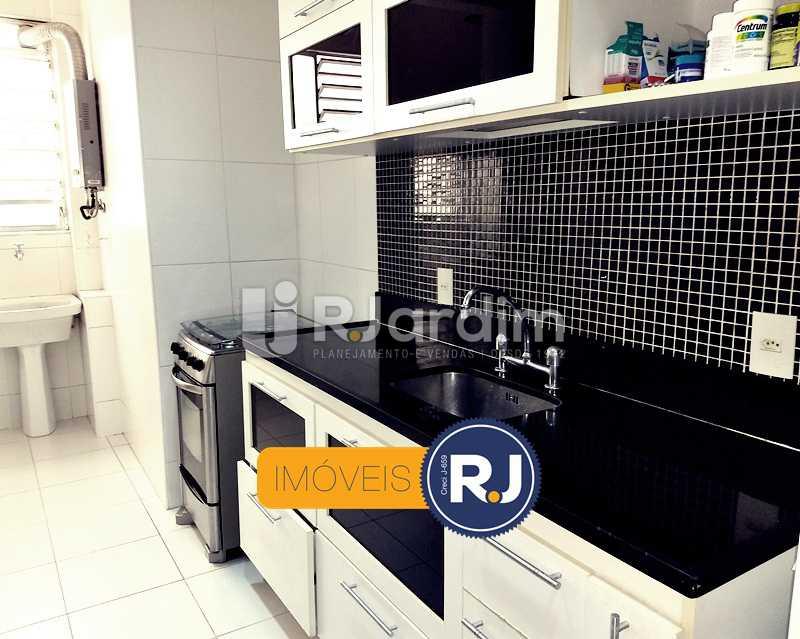 Cozinha - Apartamento À Venda - Flamengo - Rio de Janeiro - RJ - LAAP31998 - 22