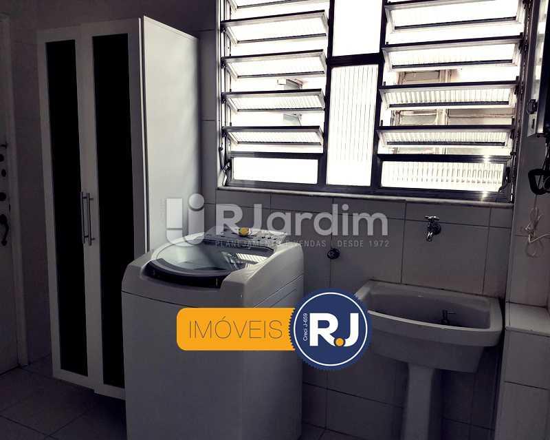 Área de Serviço - Apartamento À Venda - Flamengo - Rio de Janeiro - RJ - LAAP31998 - 25