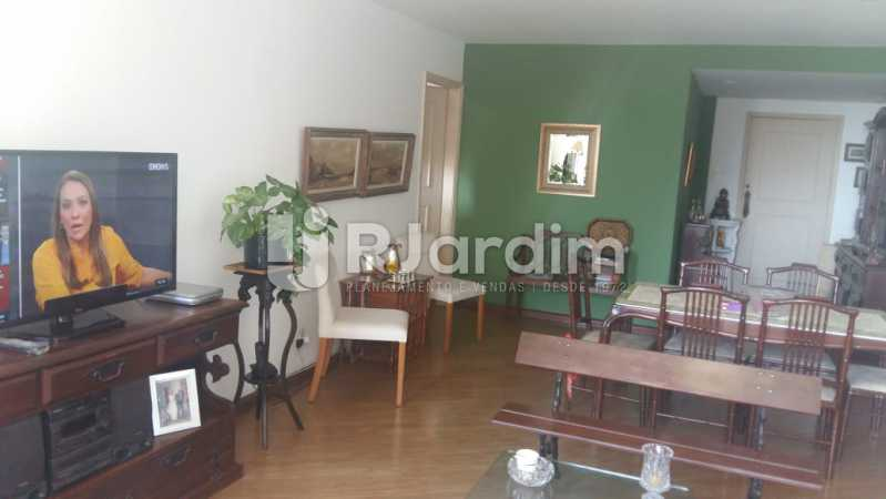 sala / entrada social  - Apartamento À Venda - Lagoa - Rio de Janeiro - RJ - LAAP31999 - 4