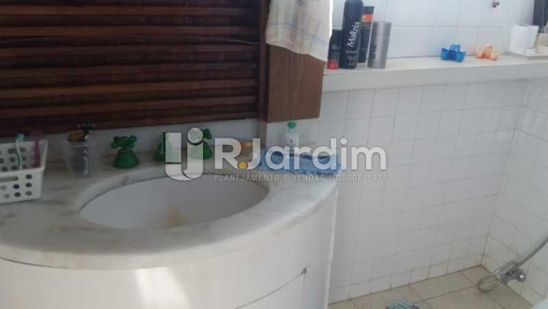 banheiro  - Apartamento À Venda - Lagoa - Rio de Janeiro - RJ - LAAP31999 - 7