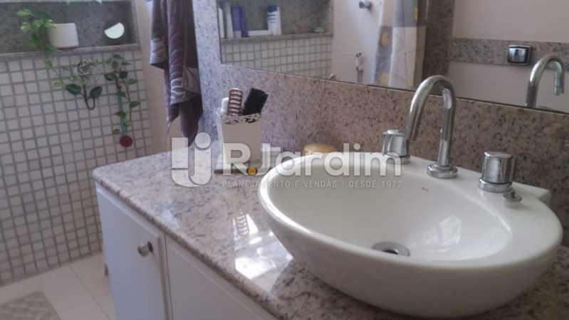 banheiro  - Apartamento À Venda - Lagoa - Rio de Janeiro - RJ - LAAP31999 - 8