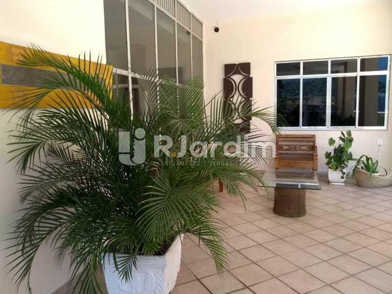 salão de festas  - Apartamento À Venda - Lagoa - Rio de Janeiro - RJ - LAAP31999 - 12