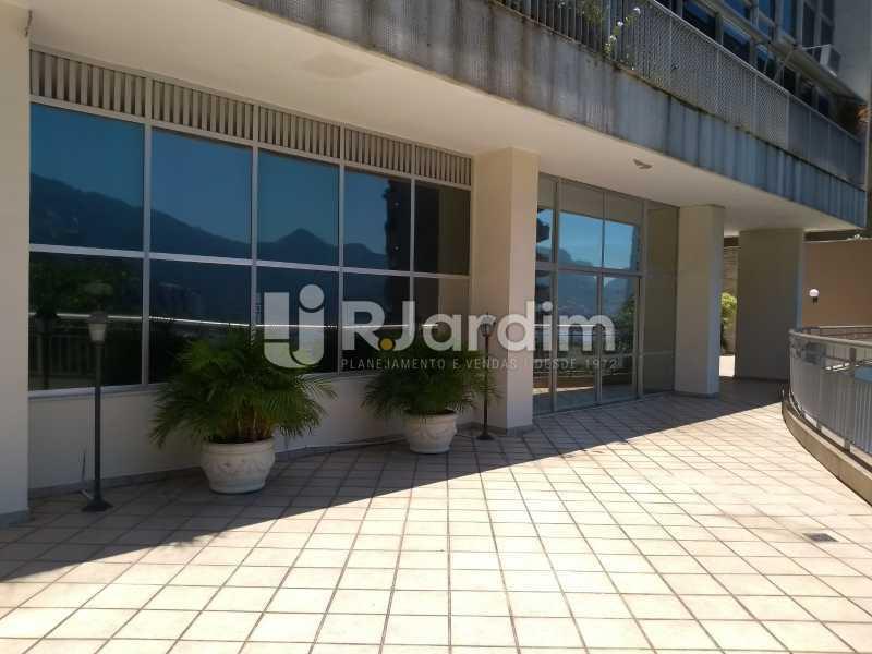 salão de festas - Apartamento À Venda - Lagoa - Rio de Janeiro - RJ - LAAP31999 - 13