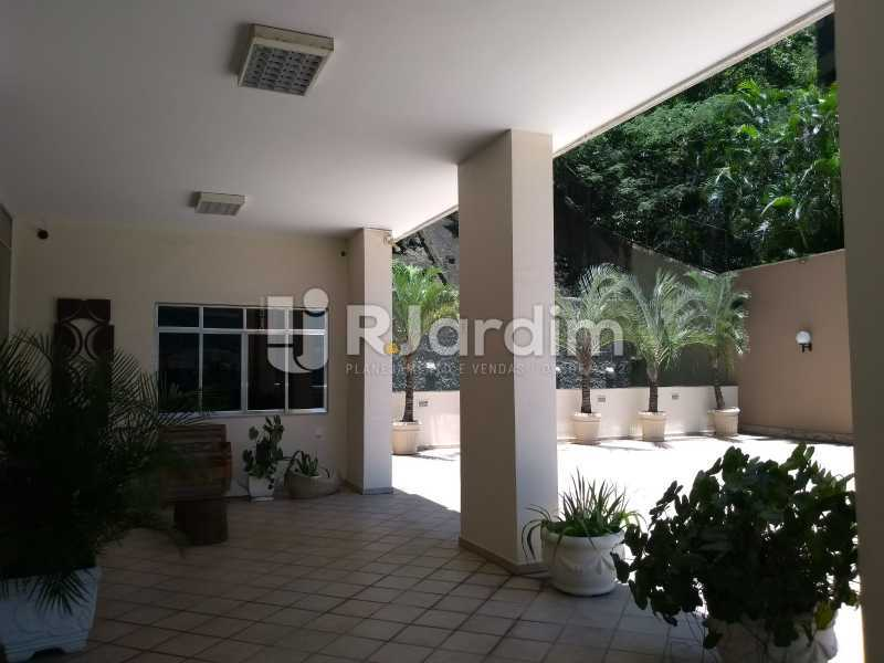 salão de festas  - Apartamento À Venda - Lagoa - Rio de Janeiro - RJ - LAAP31999 - 19