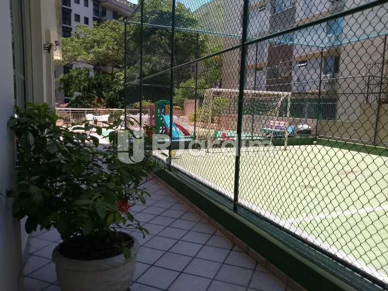 quadras / play  - Apartamento À Venda - Lagoa - Rio de Janeiro - RJ - LAAP31999 - 23