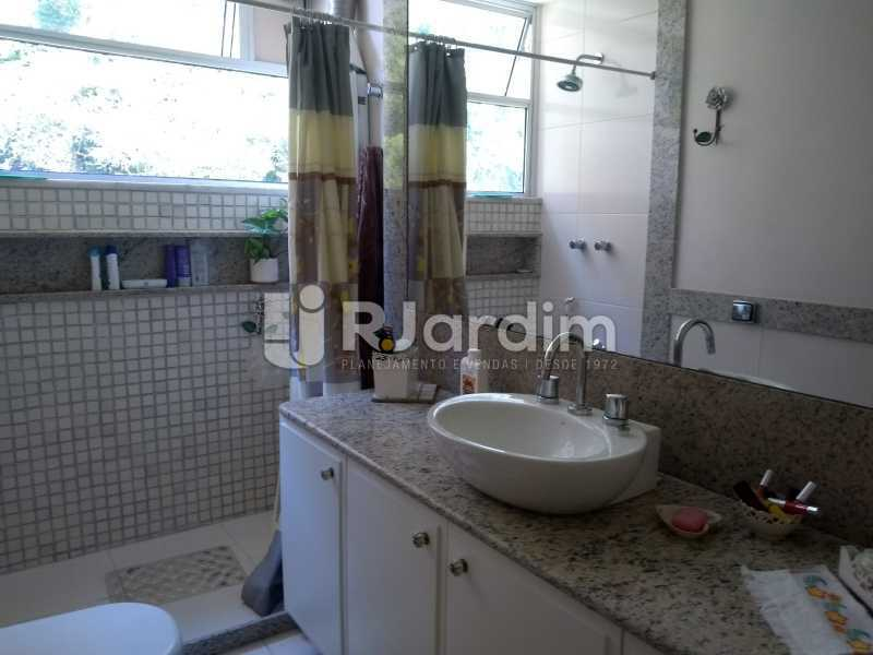 banheiro  - Apartamento À Venda - Lagoa - Rio de Janeiro - RJ - LAAP31999 - 9