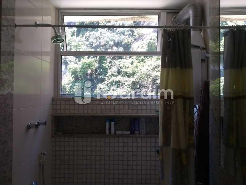 banheiro / suíte  - Apartamento À Venda - Lagoa - Rio de Janeiro - RJ - LAAP31999 - 10