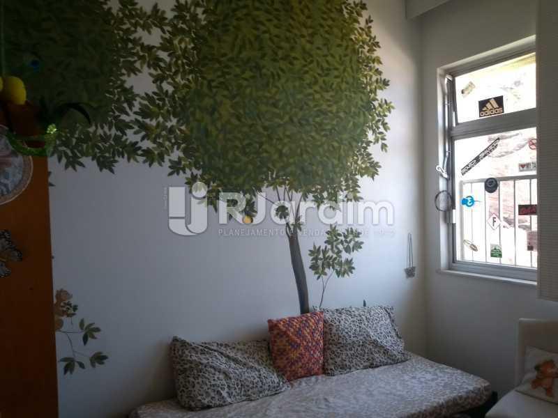 quarto  - Apartamento À Venda - Lagoa - Rio de Janeiro - RJ - LAAP31999 - 5