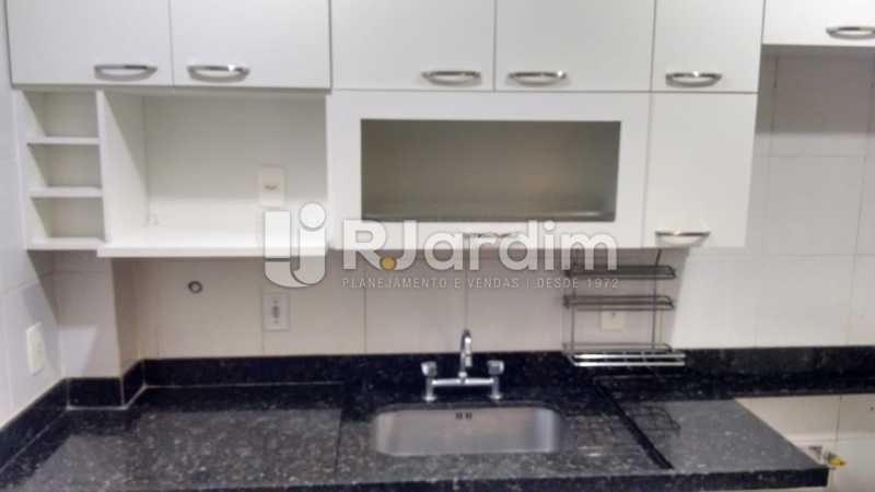 cozinha - Compra Venda Imóveis Apartamento Lagoa 3 Quartos - LAAP32000 - 6