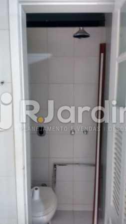 banheiro - Compra Venda Imóveis Apartamento Lagoa 3 Quartos - LAAP32000 - 7