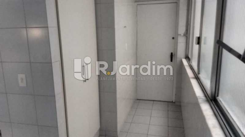área - Compra Venda Imóveis Apartamento Lagoa 3 Quartos - LAAP32000 - 10