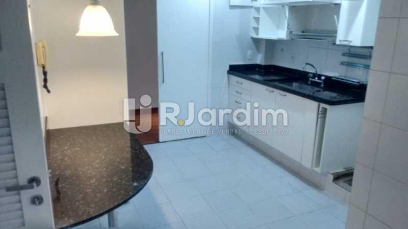 cozinha - Compra Venda Imóveis Apartamento Lagoa 3 Quartos - LAAP32000 - 8