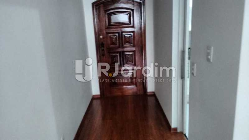 entrada social - Compra Venda Imóveis Apartamento Lagoa 3 Quartos - LAAP32000 - 13