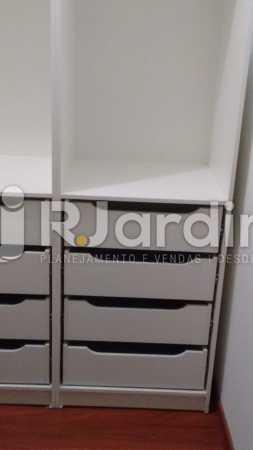 quarto - Compra Venda Imóveis Apartamento Lagoa 3 Quartos - LAAP32000 - 14