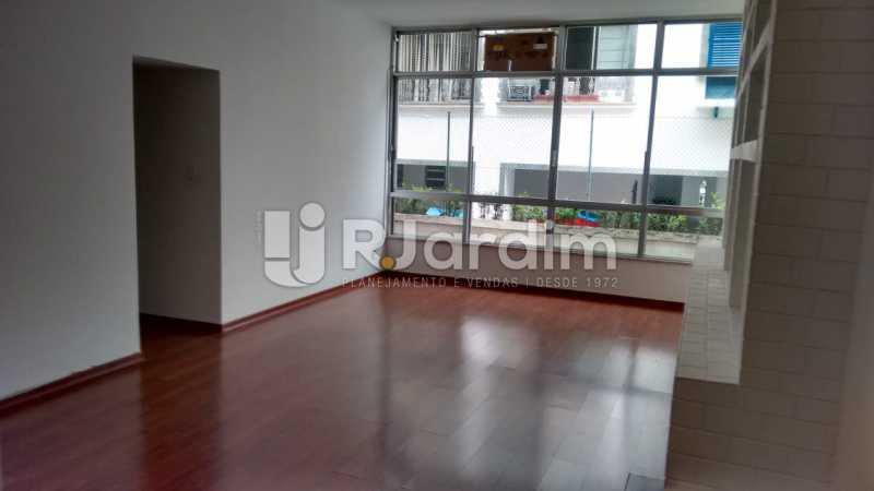 sala - Compra Venda Imóveis Apartamento Lagoa 3 Quartos - LAAP32000 - 3