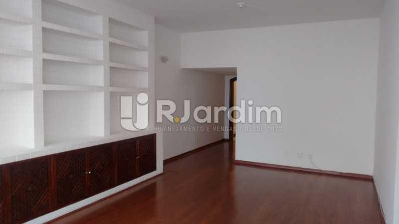 sala - Compra Venda Imóveis Apartamento Lagoa 3 Quartos - LAAP32000 - 4