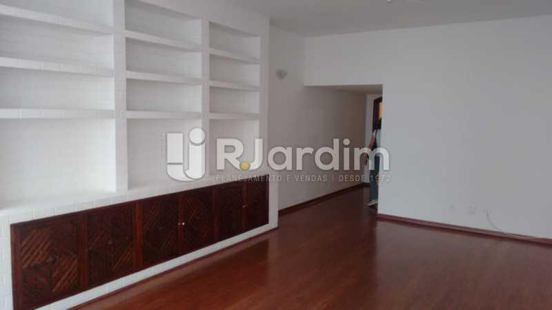 sala - Compra Venda Imóveis Apartamento Lagoa 3 Quartos - LAAP32000 - 1