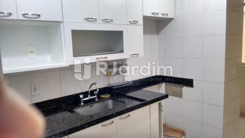 cozinha - Compra Venda Imóveis Apartamento Lagoa 3 Quartos - LAAP32000 - 9