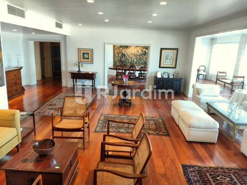 Sala - Apartamento À Venda - Copacabana - Rio de Janeiro - RJ - LAAP50046 - 5