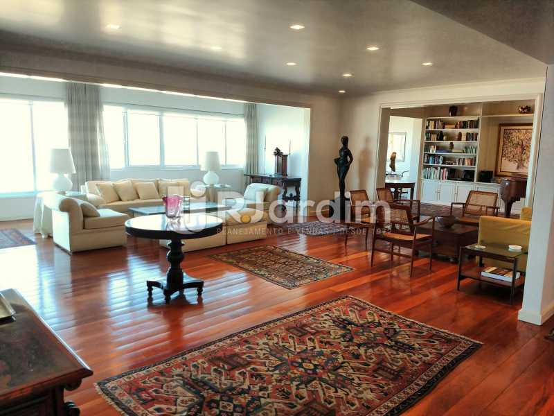 Sala - Apartamento À Venda - Copacabana - Rio de Janeiro - RJ - LAAP50046 - 1