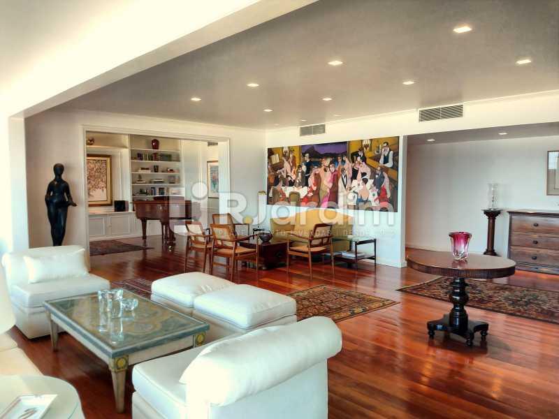 Sala - Apartamento À Venda - Copacabana - Rio de Janeiro - RJ - LAAP50046 - 6
