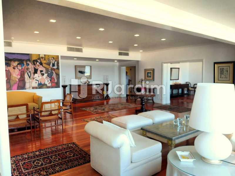 Sala - Apartamento À Venda - Copacabana - Rio de Janeiro - RJ - LAAP50046 - 7