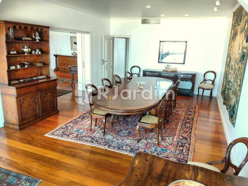Sala de Jantar - Apartamento À Venda - Copacabana - Rio de Janeiro - RJ - LAAP50046 - 9