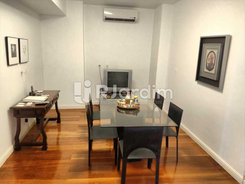 Sala de Almoço - Apartamento À Venda - Copacabana - Rio de Janeiro - RJ - LAAP50046 - 20