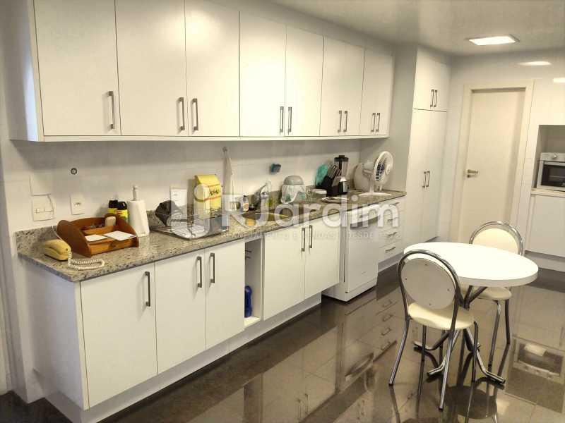 Cozinha - Apartamento À Venda - Copacabana - Rio de Janeiro - RJ - LAAP50046 - 27