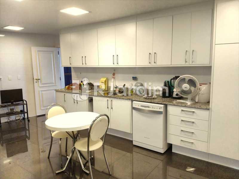 Cozinha - Apartamento À Venda - Copacabana - Rio de Janeiro - RJ - LAAP50046 - 29