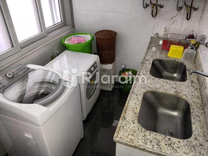 Lavanderia - Apartamento À Venda - Copacabana - Rio de Janeiro - RJ - LAAP50046 - 31