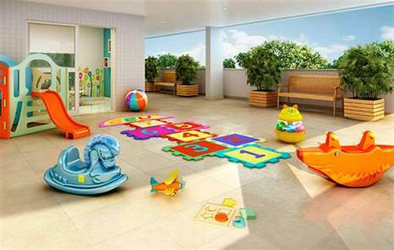 ESPAÇO KIDS - Apartamento Vila Valqueire, Zona Oeste - Barra e Adjacentes,Rio de Janeiro, RJ À Venda, 3 Quartos, 85m² - LAAP32006 - 6
