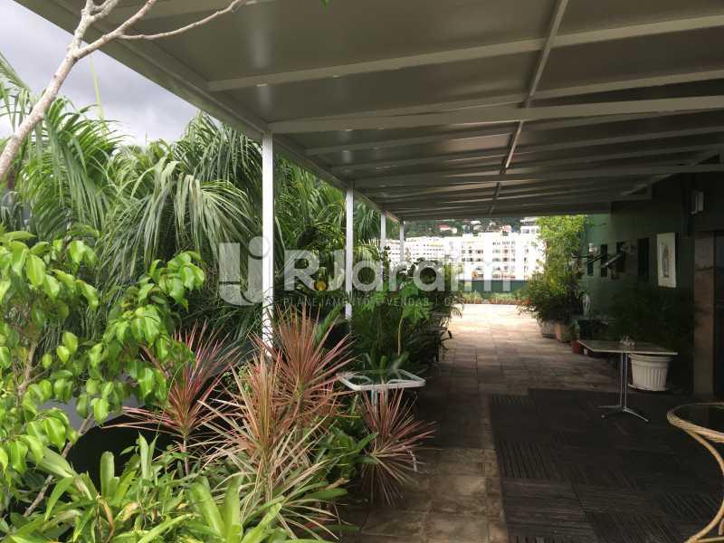 Terraço - Compra Venda Imóveis Sala Comercial Lagoa - LASL00200 - 17