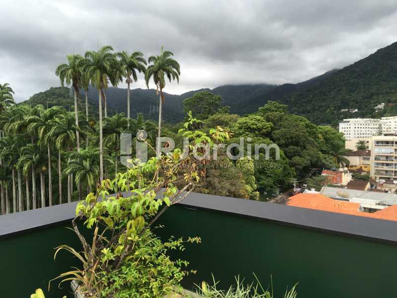 Terraço/Visto J. Botâncio - Compra Venda Imóveis Sala Comercial Lagoa - LASL00200 - 16