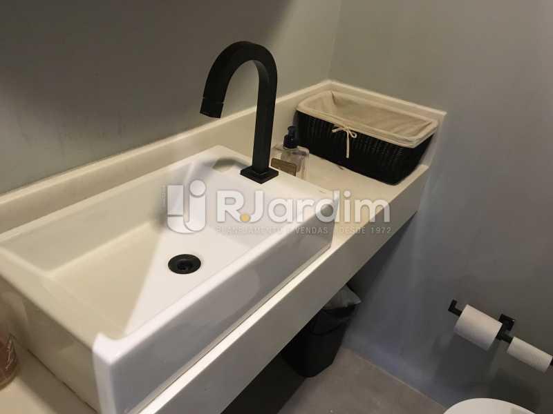 Banheiro 2 - Compra Venda Imóveis Sala Comercial Lagoa - LASL00200 - 22