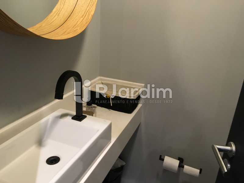Banheiro 2 - Compra Venda Imóveis Sala Comercial Lagoa - LASL00200 - 23