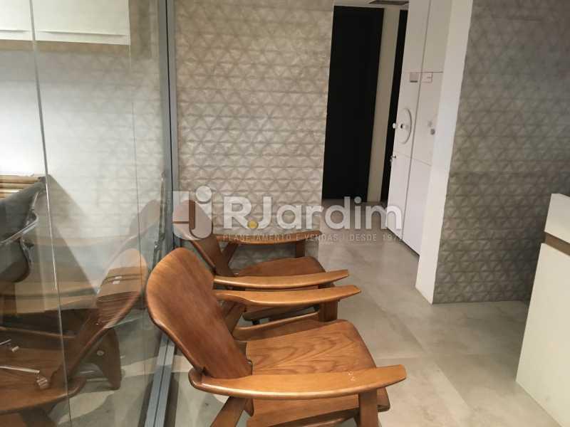 Recepção - Compra Venda Imóveis Sala Comercial Lagoa - LASL00200 - 14