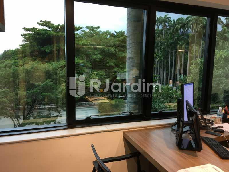 Escritório/Vista J. Botânico - Compra Venda Imóveis Sala Comercial Lagoa - LASL00200 - 10