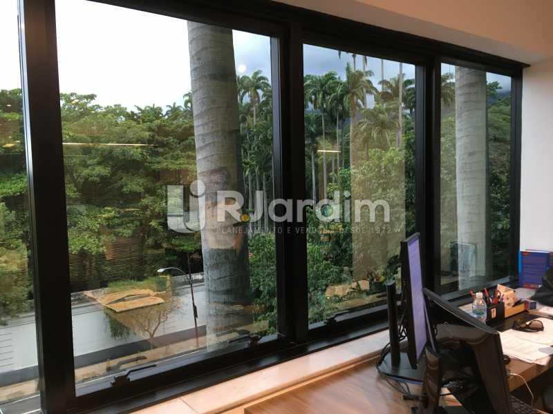 Escritório/Vista J. Botânico - Compra Venda Imóveis Sala Comercial Lagoa - LASL00200 - 11