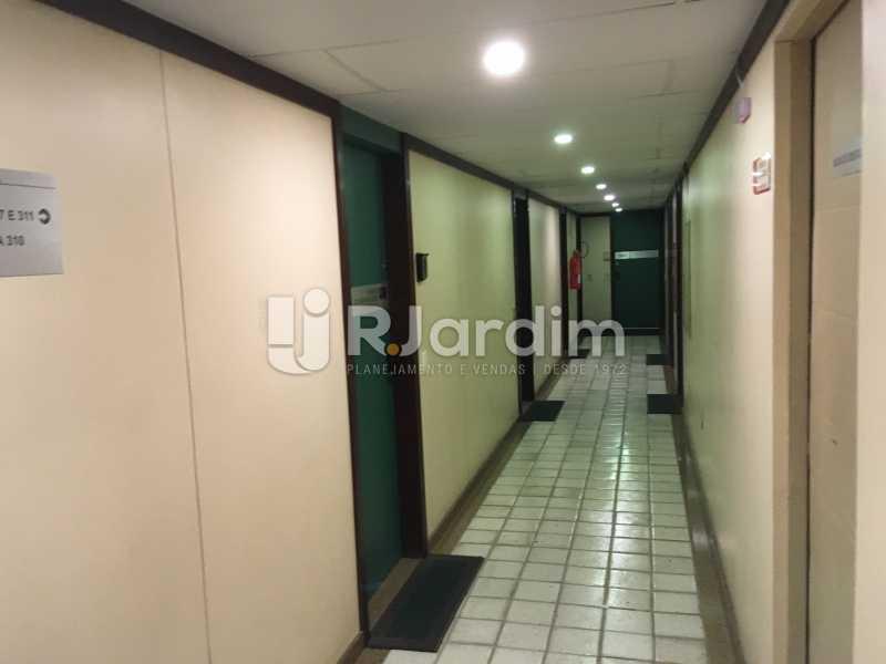 Corredor - Compra Venda Imóveis Sala Comercial Lagoa - LASL00200 - 25