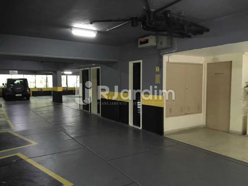Garagem - Compra Venda Imóveis Sala Comercial Lagoa - LASL00200 - 30